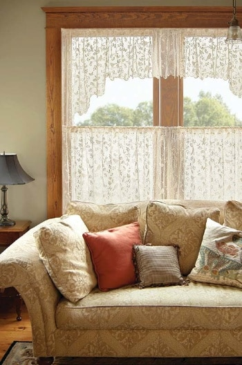 Shop Lace Sheer Curtains