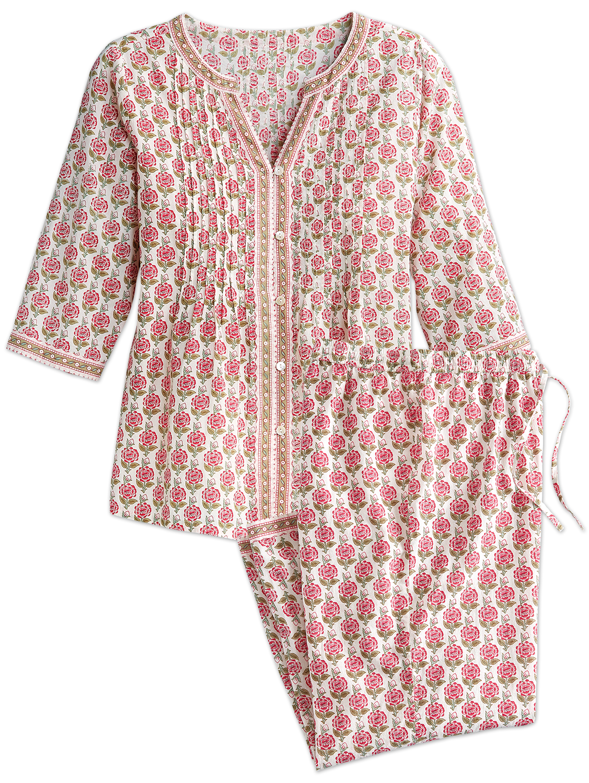 Just Love 100/% Cotton Capri Sets Women Sleepwear Womans Pajamas Pjs