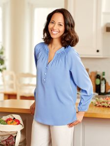 57efbb1458ef Shirts, Tops & Tunics | Vermont Country Store