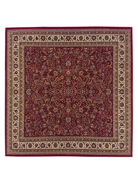 Waterford Square Area Rug In Red
