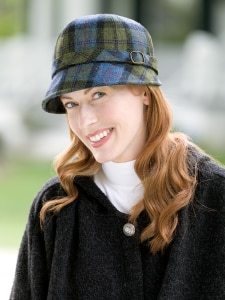 42cc7fe6 Flapper Hat | Wool Hat Made With Irish Wool