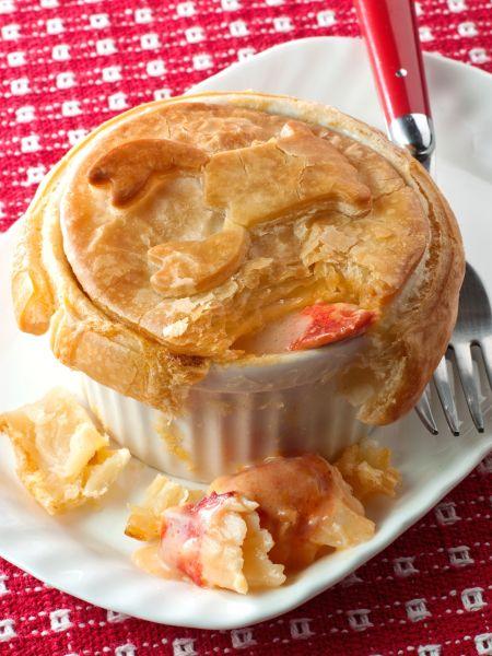 Lobster Pot Pies Set Of 2