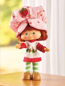 6cb37d187aa Strawberry Shortcake Doll