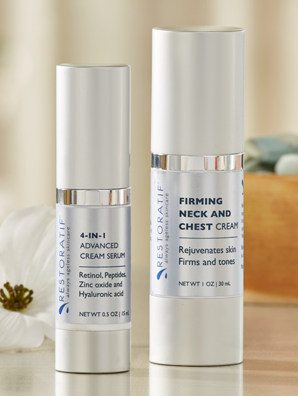Restoratif Super-Potent Anti-Aging Skincare Set