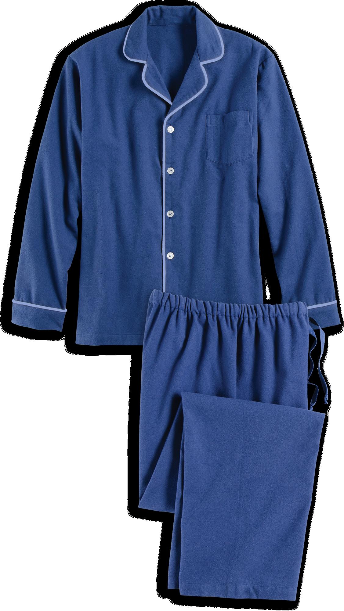 Super-Soft Mens Pajamas | Heavyweight Pjs
