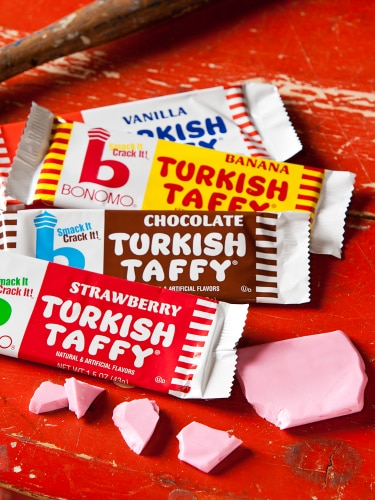 Bonomo Turkish Taffy, 8 Bars