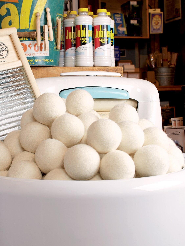 Fluffies Dryer Balls