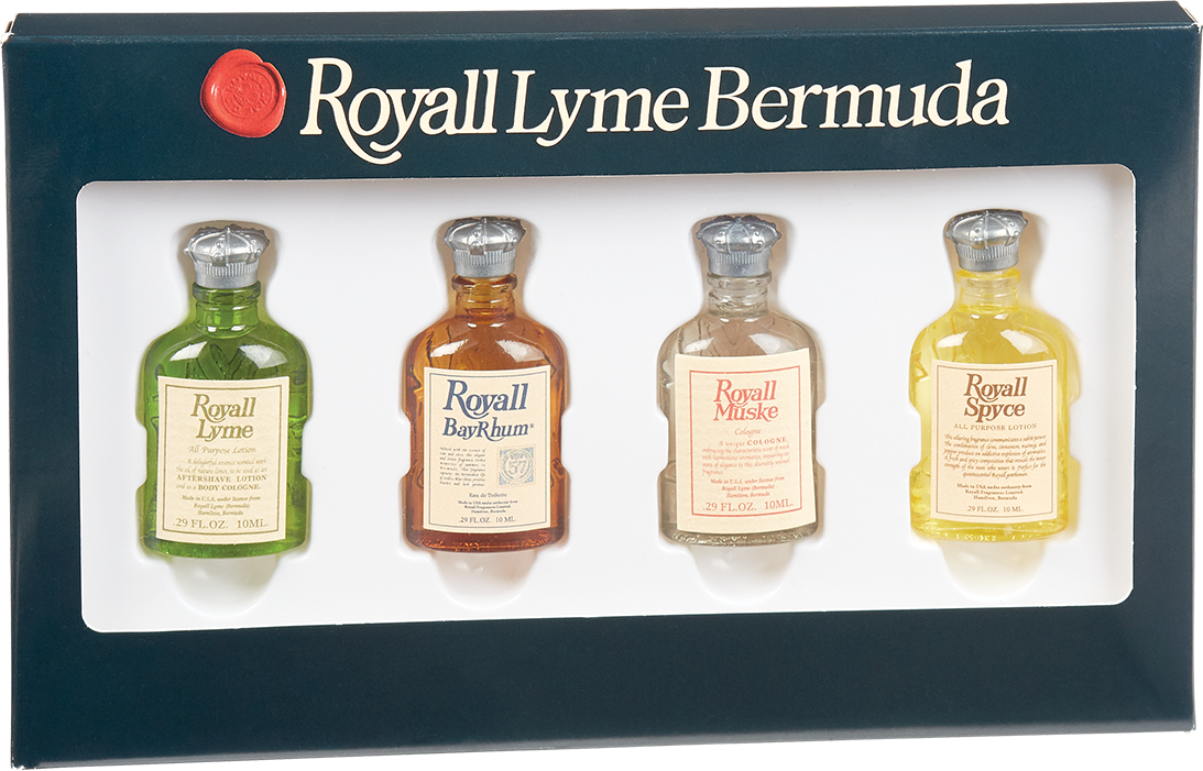 Royall Eau de Cologne Sampler Gift Set