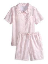 Women s Portuguese Flannel Square Neck Nightgown.  59.95 -  64.95. Women s  Pink Check Seersucker Shortie Pajamas ... bd1bb68af