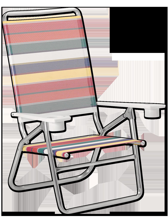 Highboy Beach Chair
