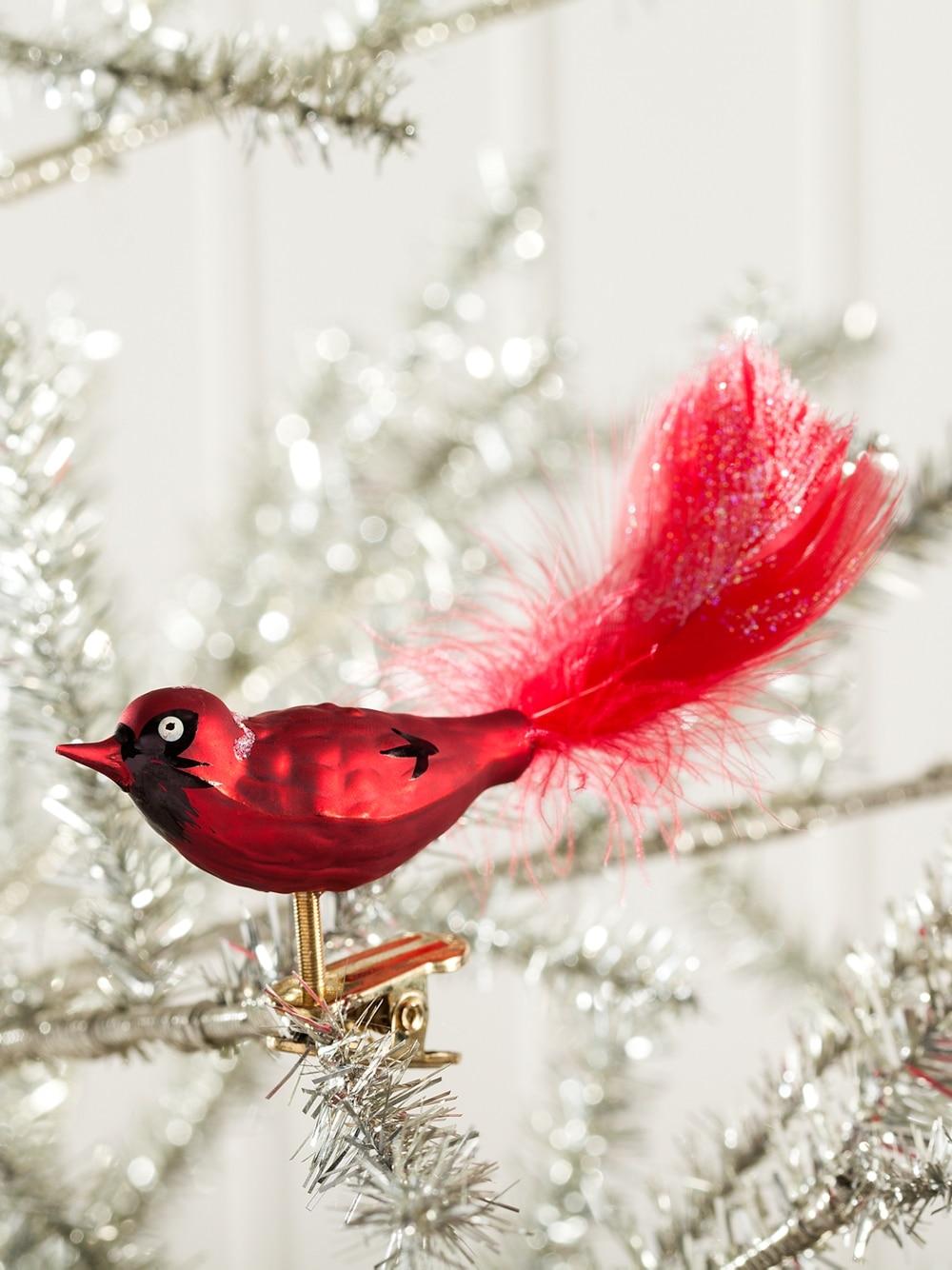 Wonderful Vintage Christmas Ornaments   Christmas Tree Trimmings UL82