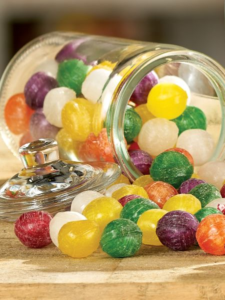 Sour Balls Old Fashioned Hard Candy