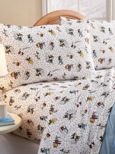Christmas Bedding Holiday Blankets And Flannel Sheets
