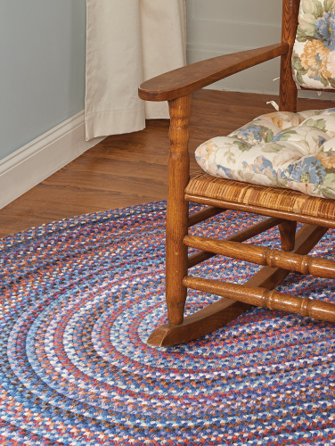 Braided Wool Rug Collection