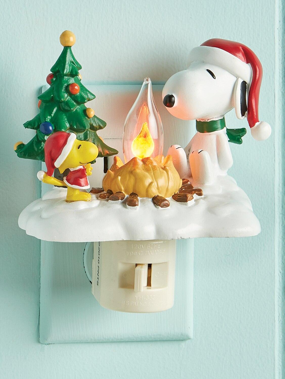 Peanuts Christmas Night-light