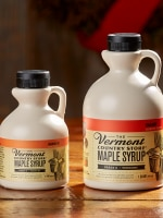 Vermont Maple Syrup Jug
