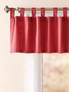 Tab Top Curtains Cotton Tab Top Window Drapes