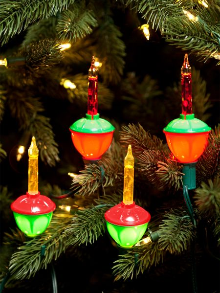 string of bubble lights - Christmas Tree Bubble Lights