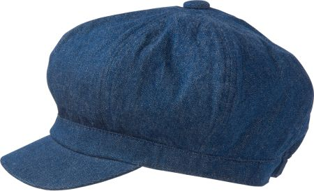 Denim Newsboy Hat  517f47cd8c85