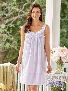 Eileen West Lavender Fields Nightgown 9d0d99d2b