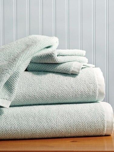 100 Cotton Four Piece Bath Towel Set