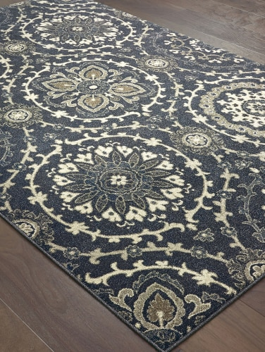 Traditional Medallion Rug Vermont