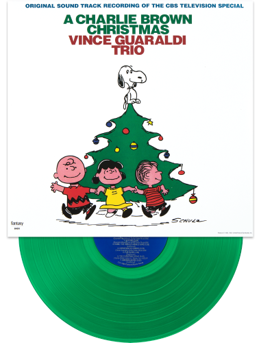 Charlie Brown Christmas Images.A Charlie Brown Christmas With The Vince Guaraldi Trio Record