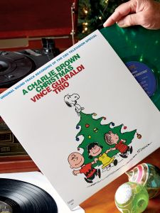 A Charlie Brown Christmas with The Vince Guaraldi Trio Record