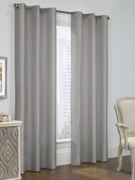 Grommet Top Insulated Curtains Room Darkening Window Panels