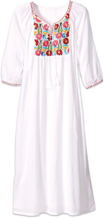 6d5a194fbf Gauze Nightgown