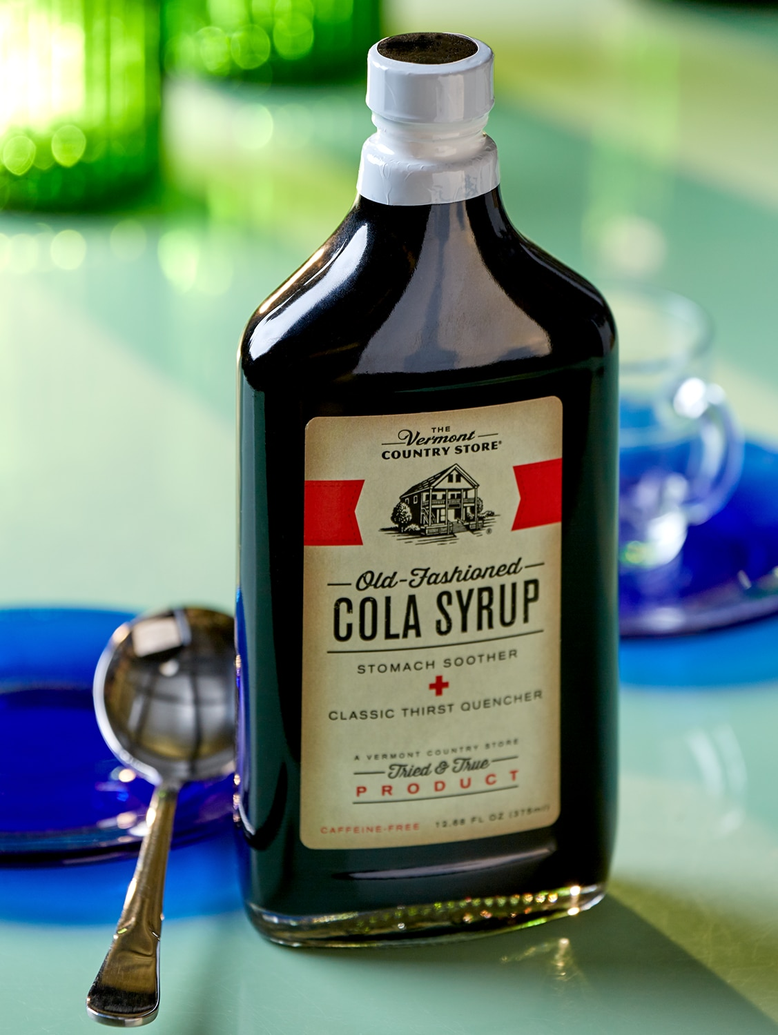 Pure Cola Syrup