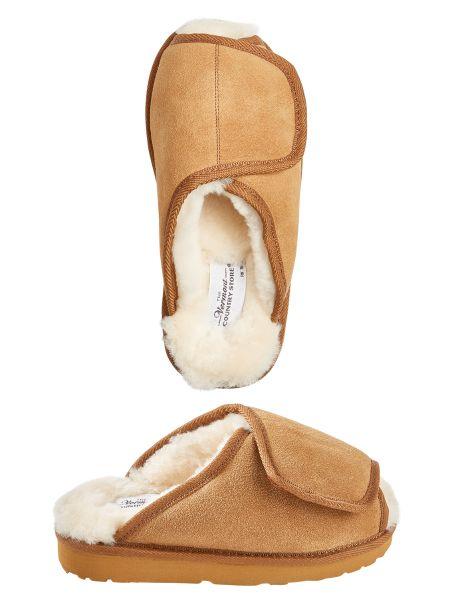 Adjustable Sheepskin Slippers  c3c981b3d