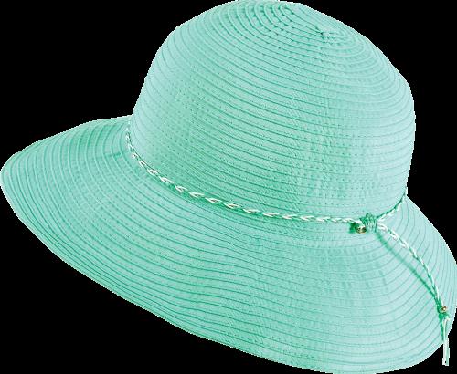 9a6e196852e0c9 Womens Woven Bucket Hat with Ribbon