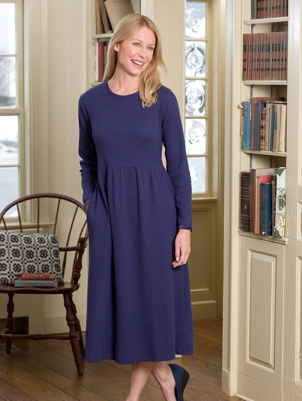 95e349fd4e7 Thermal Knit Dress by Leisure Life