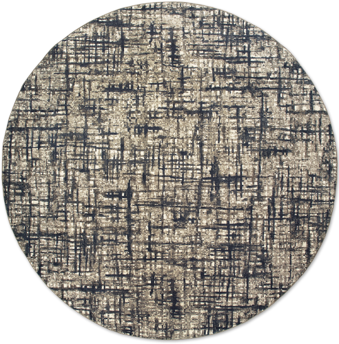 Area Rug Round Vermont Country