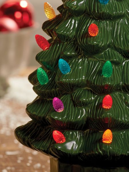 Ceramic Tree Lights | Holiday Replacement Bulbs