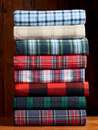 Portuguese Cotton Flannel Sheet Blanket
