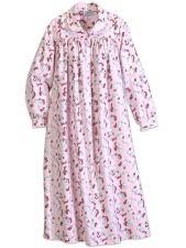 Lanz Playful Kittens Flannel Nightgown ... 606c7abd3