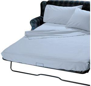 Sofa Bed Percale Sheet Set