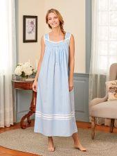 Eileen West Summer Breeze Cotton Nightgown ... 49e1db6fd