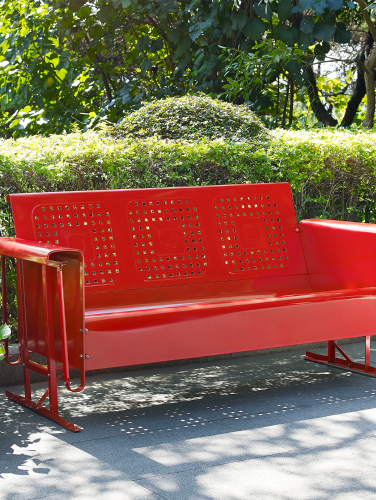 Enjoyable Lazy Days Metal Sofa Glider Caraccident5 Cool Chair Designs And Ideas Caraccident5Info