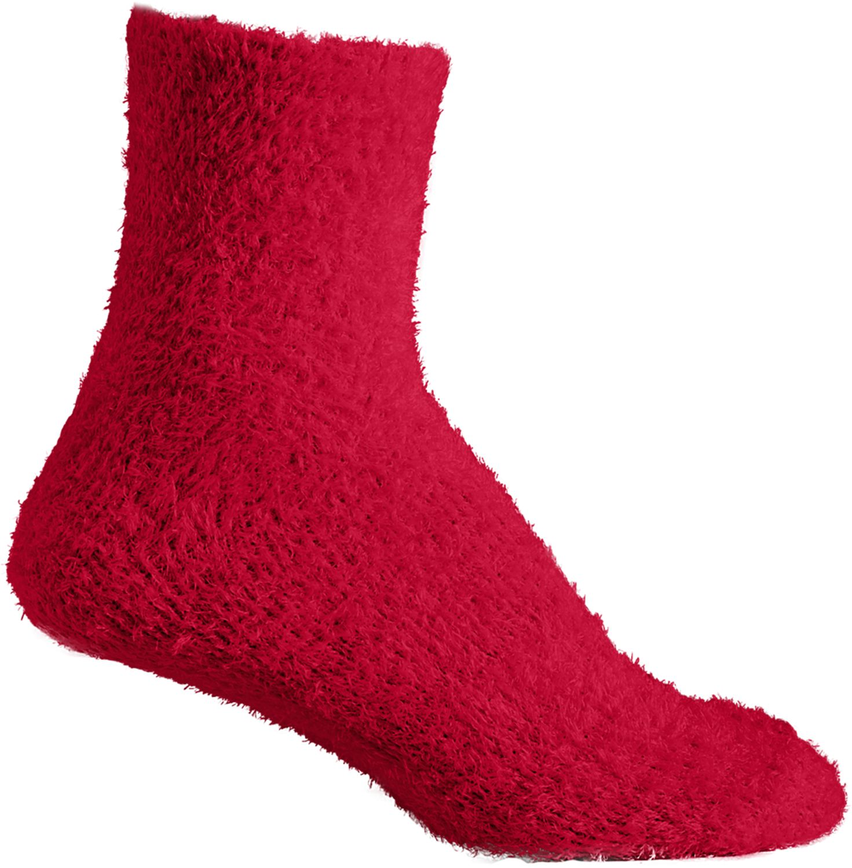 04e4d023e Fuzzy Microfiber Sleep Socks