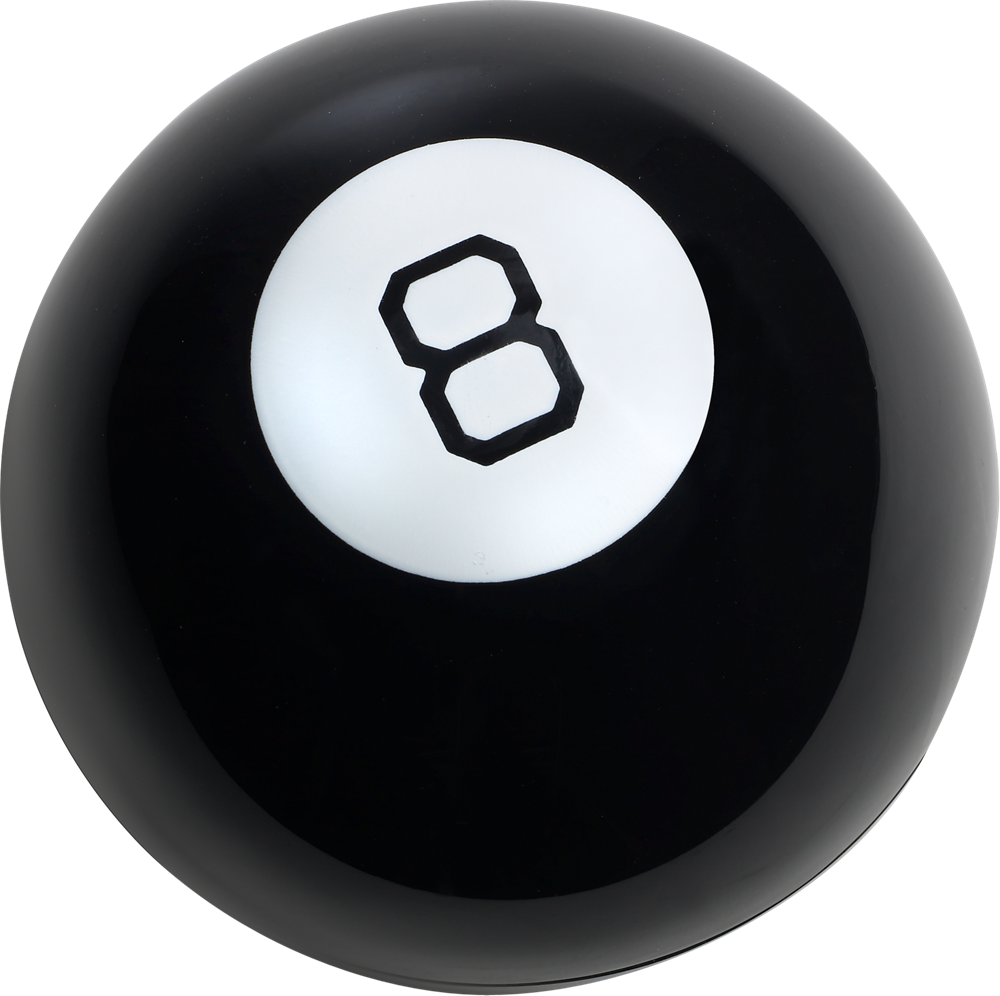 Image result for magic 8 ball