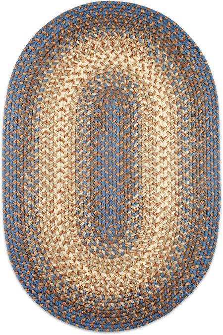 Poly Braided Rug | Indoor/Outdoor Area Rugs