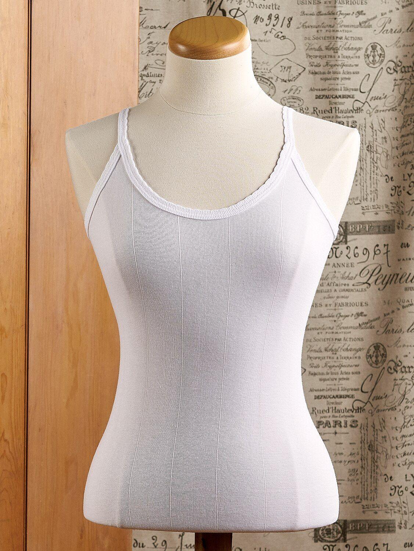 56fd08e1e5224a Cotton Camisole