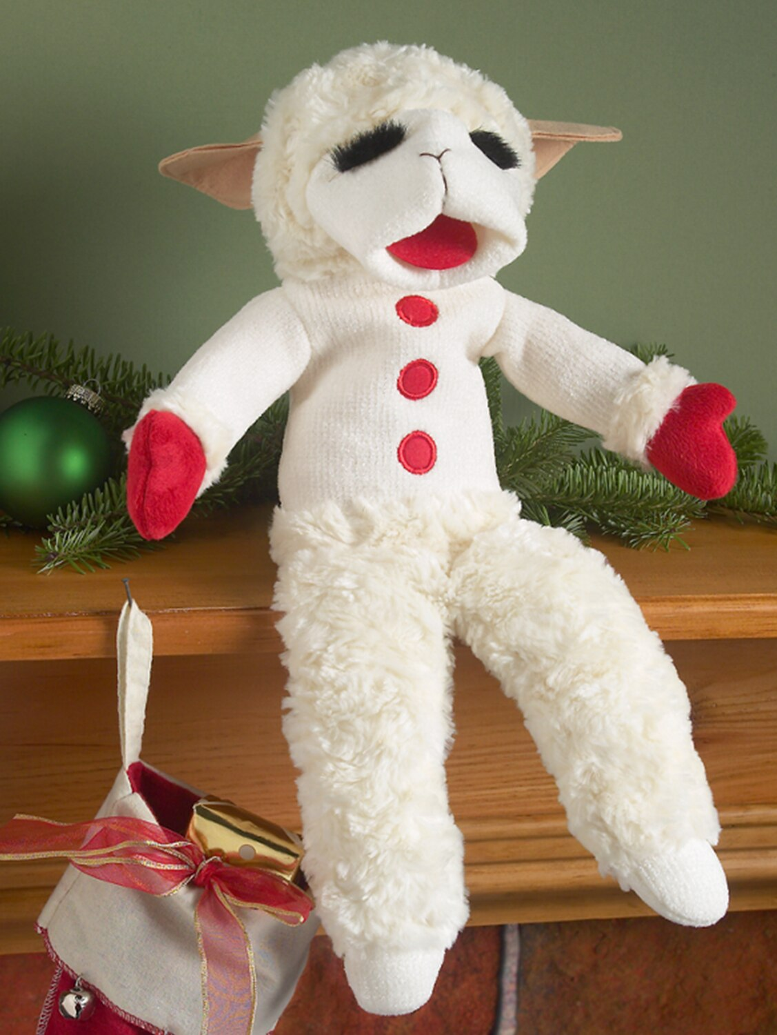 Lamb Chop Hand Puppet Available At The Vermont Country Store