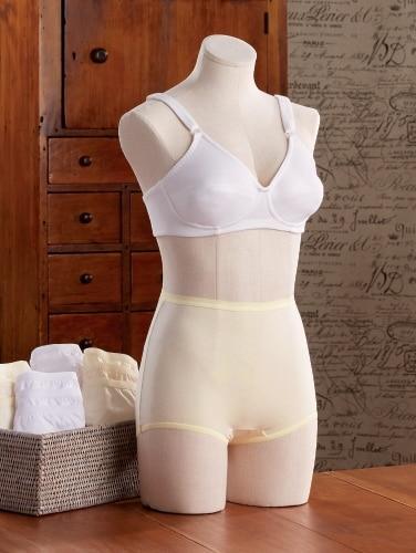 a71101c4fc4d Elastic-Leg Cotton Panties | Womens Brief Style Underwear