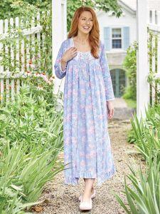 301688b11dc Eileen West Cherry Blossom Robe