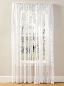 Lace Curtains Amp Window Drapes Vermont Country Store