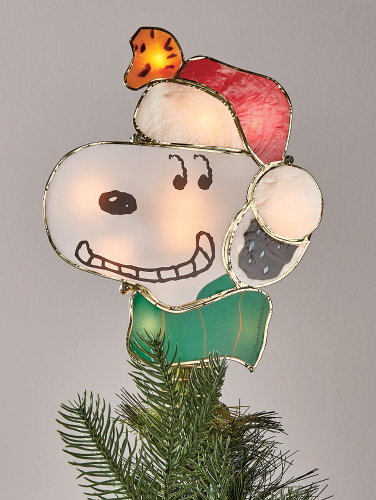 Snoopy Tree Topper